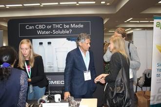 Industrial Sonomechanics at Cannabis Drinks Expo 2019